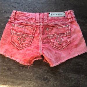 Rick Revival shorts